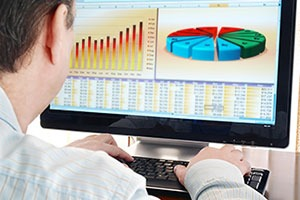 We provide analysis and reporting of your energy monitoring data